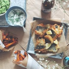 How To Make A Super Comforting Vegan 'Fish & Chips' | Food & Drink | The Debrief
