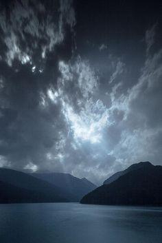 Sauris lake Italy ( Fabrizio Gallinaro)