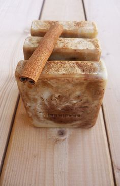 CINNAMON SOAP All Natural Soap Handmade Soap by StarSoapsbyIvana