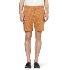 Marc by Marc JacobsPrinted Woven-Cotton Shorts