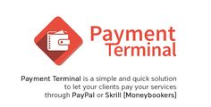 Payment Terminal (PayPal, Skrill, MoneyBookers) - https://codeholder.net/item/php-scripts/payment-terminal-paypal-skrill-moneybookers