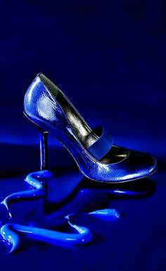 Purple, Blue, Stiletto Heels, Turquoise, Color, Fashion, Moda, Fashion Styles, Green Turquoise