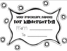 43 Best Kindergarten Meet the Teacher Night images