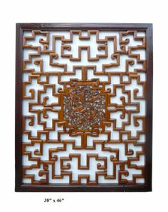 Chinese Hand Crafted Two Sides Wooden Wall Panel Afs369 Panels & Gate,http://www.amazon.com/dp/B006OSWC3K/ref=cm_sw_r_pi_dp_N5fftb1QFNSYKX0H