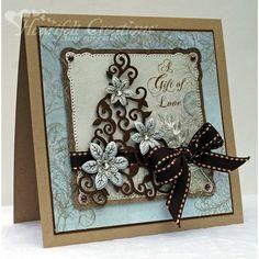 Heartfelt Creations - Poinsettia Tree Of Love Project