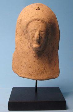 Archaic Greek Terracotta Persephone