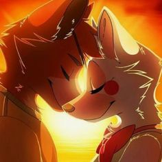 Mangle x foxy