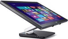The Age of Windows 8: a touch screen monitor.