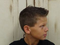 Astonishing Boy Haircuts 10 Years And Old Boys On Pinterest Short Hairstyles For Black Women Fulllsitofus
