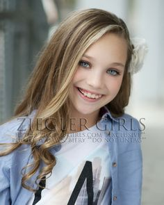 Maddie Ziegler is gorgeous in this photoshoot <3