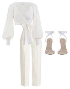 """""""Untitled #707"""" by allisonmarie33 on Polyvore featuring Rosetta Getty and Zimmermann"""