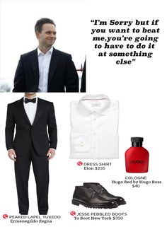 Mike Ross's style from Suits USA Suits Usa, To Boot New York, Hugo Boss, Shirt Dress, Boots, Shirts, Shopping, Style, Shearling Boots