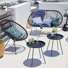 Now we know you love the UBBERUP lounge chairs but how about the UBBERUP sofa? Now available for purchase separately or as a lounge set 👏… Patio Balcony Ideas, Small Balcony Decor, Cozy Patio, Outdoor Garden Furniture, Home Furniture, Outdoor Chairs, Lounge Chairs, Small Patio Design, Terrace Design