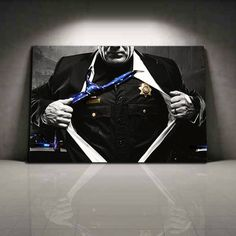 Answering the Call (Police) - No Greater Love Art  - 2