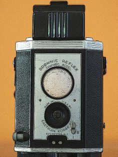 This will bring back memories in so many ways! The Brownie Reflex Camera. http://toula-mavridou-messer.artistwebsites.com/featured/new-photographic-art-print-for-sale-vintage-brownie-reflex-camera-toula-mavridou-messer.html