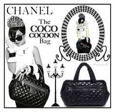 """""""The Chanel Cocoon Bag!"""" by whirlypath ❤ liked on Polyvore featuring Chanel"""