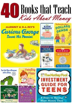 Best books to learn about money