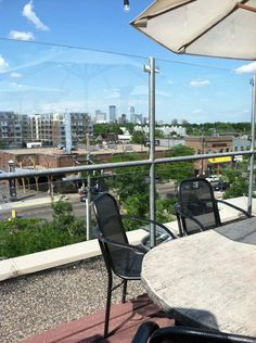 Stella's Fish Cafe & Prestige Oyster Bar in Minneapolis, MN  Rooftop patio