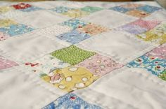 handmade quilting makes the best effect