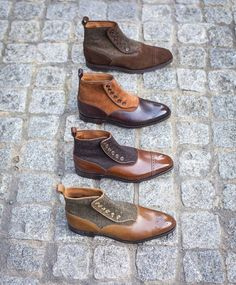 247e0fa3b5 3 of these 4  jfitzpatrickfootwear boots are on the 25% off Business Attire