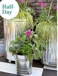 Fast Do-able DIY Projects for Your Deck or Porch