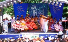 Here's a short list of Festivals & Shows: Art Car Parade, Cinema Arts, Texian Market Days, Bayou City Art, Buffalo Bayou Regatta, Chevron Marathon, Corvette Chevy Expo, Festa Italiana, Dragon Boat Regatta, Hot Sauce, International Jazz, Livestock Show & Rodeo, and more. ~~ Photo by Exclusive CityOf.com/Houston photographer, Jim Olive  http://jimolive.photoshelter.com/gallery-image/Houston-International-Festival/G0000t1RziQ2SSLY/I00009XPlwwGBVRc/C0000sXIjxf7VRnw