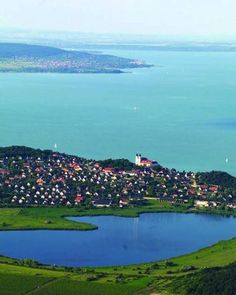 Balaton Lake, Hungary, from Iryna Beautiful Places To Visit, Oh The Places You'll Go, Wonderful Places, Budapest Travel Guide, European Road Trip, Cities, Seen, Budapest Hungary, Holiday Travel