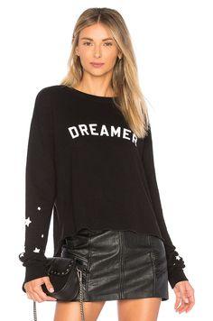 7147c5ec9408 Spiritual Gangster Dreamer Arch Crop Sweatshirt