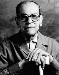 The Bookworm:  Naguib Mahfouz was an Egyptian writer who won the 1988 Nobel Prize for Literature. He is regarded as one of the first contemporary writers of Arabic literature, along with Tawfiq el-Hakim, to explore themes of existentialism.