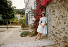 Photograph by Mark Shaw, St. Tropez