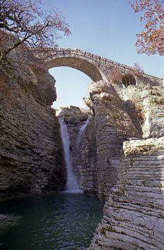 The stone bridge of Gretsi