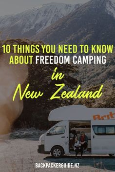HOW TO CAMP RESPONSIBLY IN NEW ZEALAND. Hitting the road in a campervan and parking up alongside a lake, outside an adventure-filled town or surrounded by mountains is the dream for most adventurous travellers in New Zealand. Camping in New Zealand is an amazing way to experience the great outdoors but should only be done by travellers who camp responsibly.