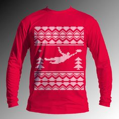 Hey, I found this really awesome Etsy listing at https://www.etsy.com/listing/172846305/christmas-sweater-dri-fit-jersey