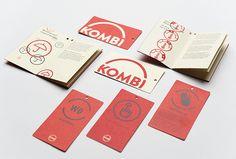 Kombi on Behance