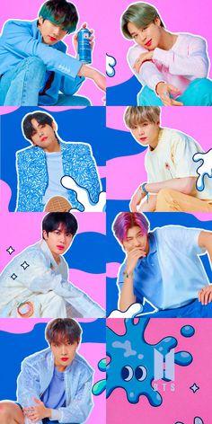 V Bts Cute, I Love Bts, Foto Bts, Bts Taehyung, Bts Bangtan Boy, Yoonmin, Albums Bts, K Pop, Bts Group Photos