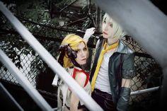 Magane Rin & Len