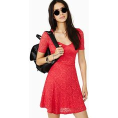 Love Loves Me Lace Dress $52