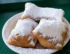CHEFS: The Best Kitchen Starts Here – Beignets: Classic New Orleans doughnuts