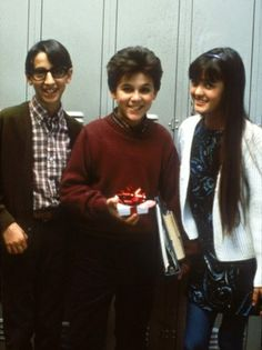 Paul, Kevin, and Winnie in The Wonder Years