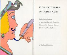 Chwast Versus Ogden Nash