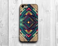 iPhone 4 4s 5 5s 5c Modern Aztec Tribal case Fit by Route99, $1.99