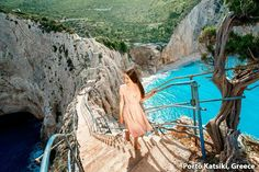 Just because you're on vacation doesn't mean your workout has to suffer. Climbing stairs to reach great views make a great vacation workout. barretttravel.globaltravel.com pamelabarrett22@gmail.com