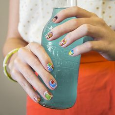 Popstar Sister's Style Exclusive. Get yours today. Avaliable thru Cyber Monday and then it will be gone FOREVER!!!    www.yesnails.jamberrynails.net