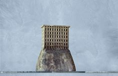 Architectural models by Michele de Lucchi Kingston University, Architecture Drawings, Art Model, House In The Woods, Lamp Design, Photo Studio, Sculpture Art, Sculptures, Mixed Media Art