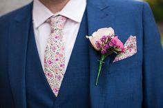 今年のトレンドを取り入れたい!『お花柄』がテーマのウェディング♡にて紹介している画像