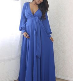 New Kate Gown Maternity dress from chicbumpclub.com
