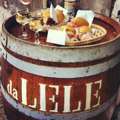 Bacareto da Lele (el mejor bar de 'bacari', aperitivos)