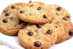 Rápida receta de galletitas de chocolate