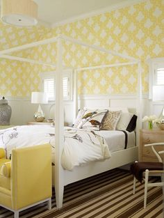 I like this bedroom for a teenager