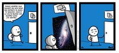 INFINITE UNIVERSAL SPACE